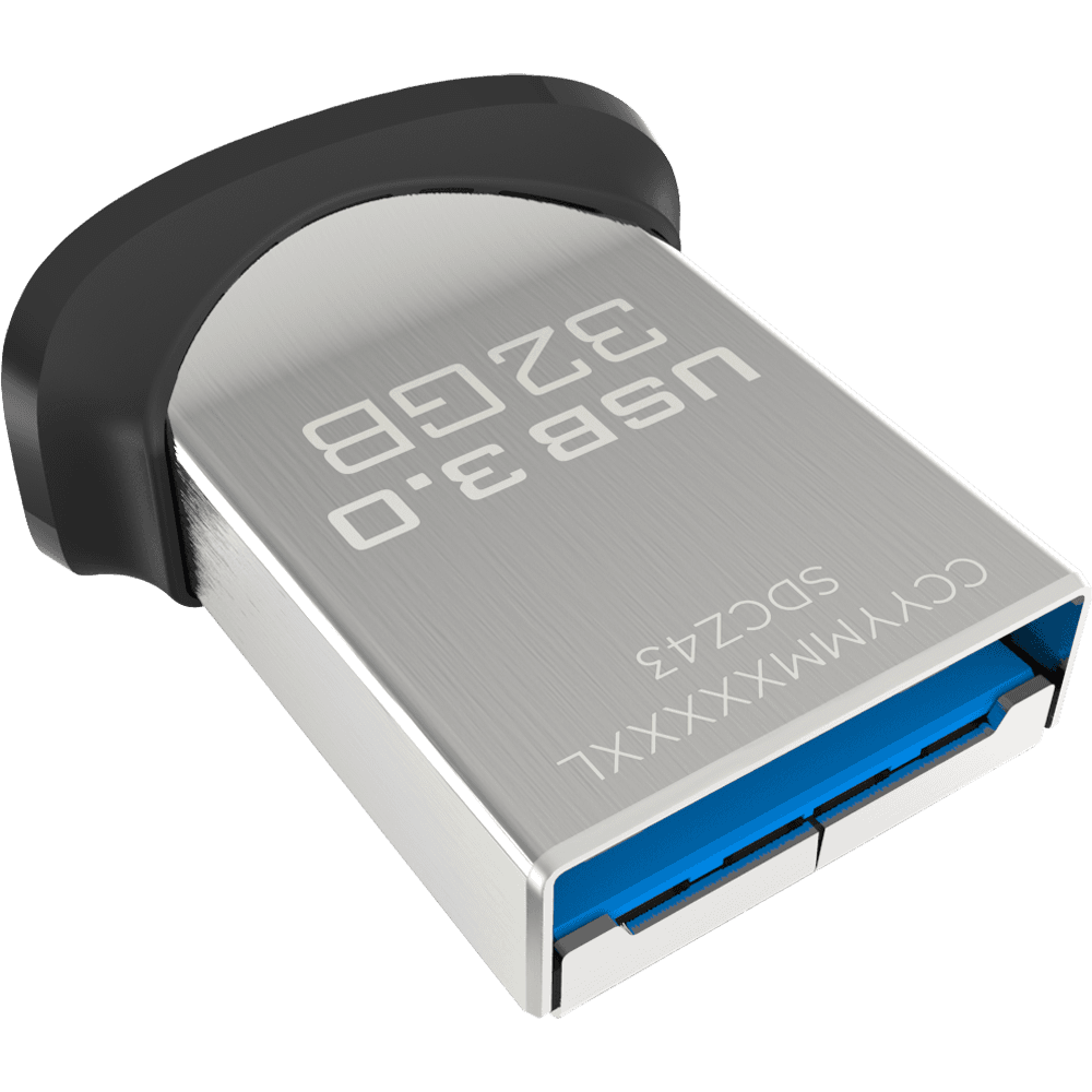 Unidad flash SanDisk Ultra Fit™ USB 3.0